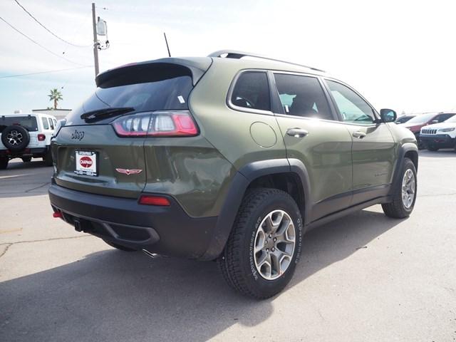 2021 Jeep Cherokee Trailhawk In Las Vegas Nevada - Stock J21234