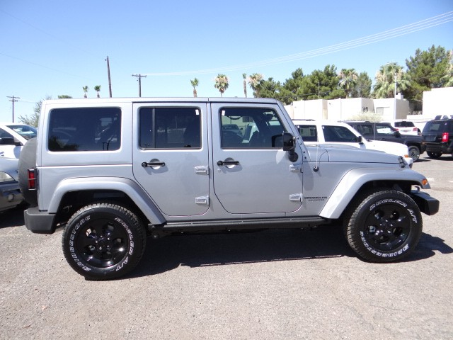 2015 Jeep Wrangler Unlimited Altitude For Sale Stock