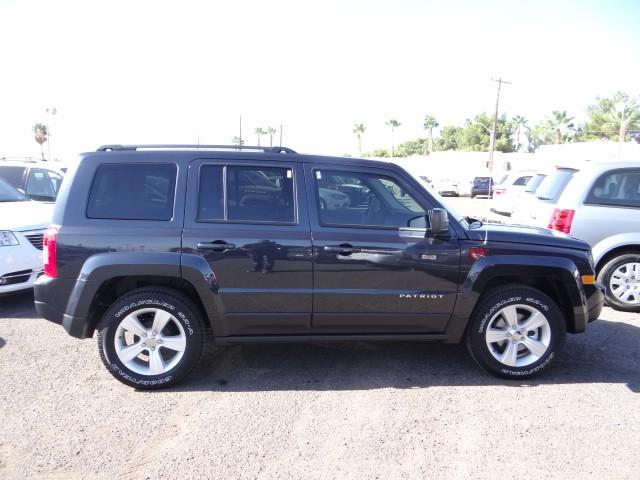 2016 Jeep Patriot Sport J6013 Chapman Las Vegas