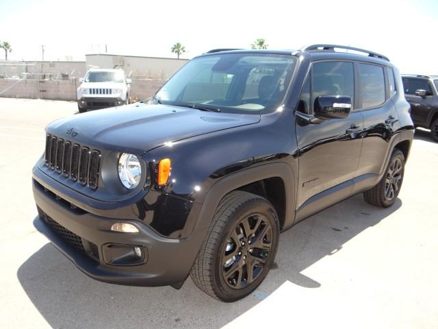 2016 Jeep Renegade Justice Edition In Las Vegas Nevada