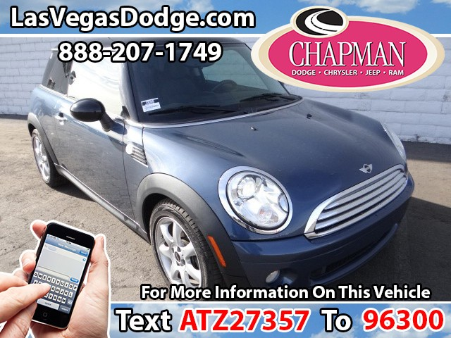 Used Cars in Las Vegas 2010 MINI Cooper