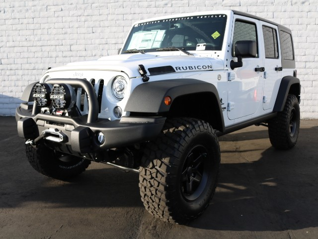 Jeep Dealership Las Vegas >> 2018 Jeep Wrangler Unlimited AEV Rubicon in Las Vegas Nevada - Stock#J8216 - Chapman Jeep in Las ...