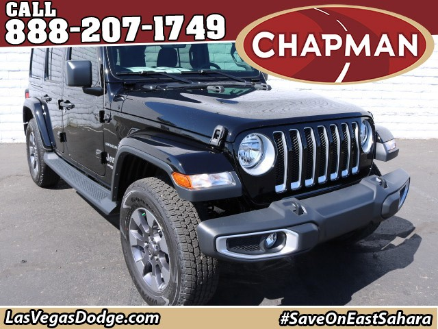 2018 Jeep Wrangler Unlimited JL Sahara ...