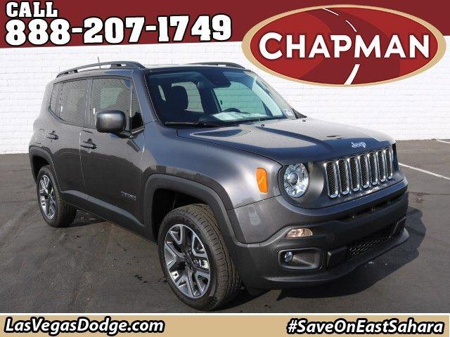 Jeep Dealership Las Vegas >> 2018 Jeep Renegade Latitude In Las Vegas Nevada Stock