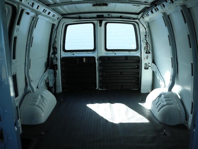 2017 GMC Savana Cargo 2500