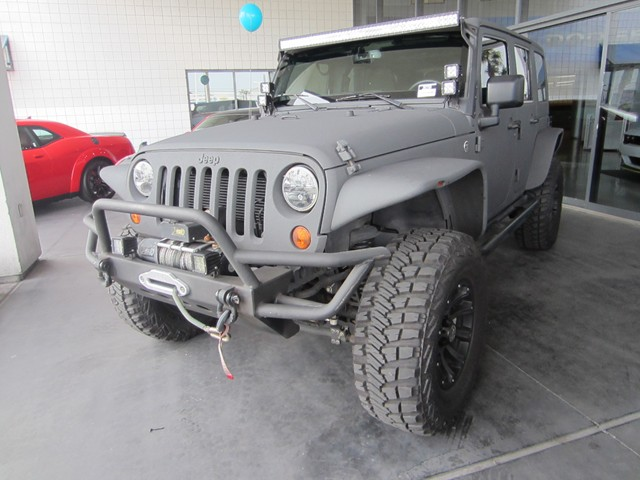 2013 Jeep Wrangler Unlimited Sport