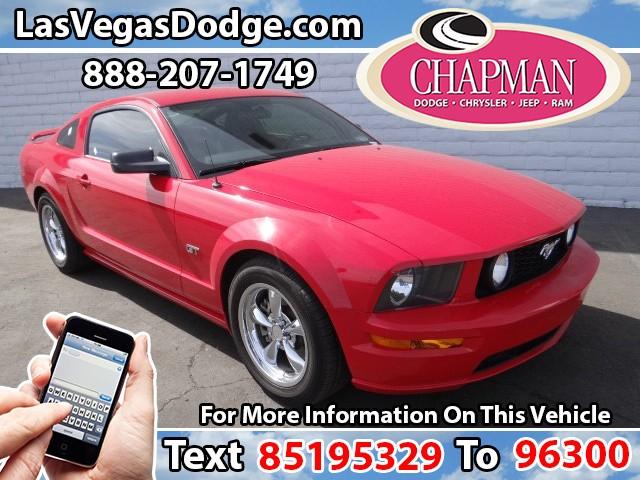 Used Cars in Las Vegas 2008 Ford Mustang