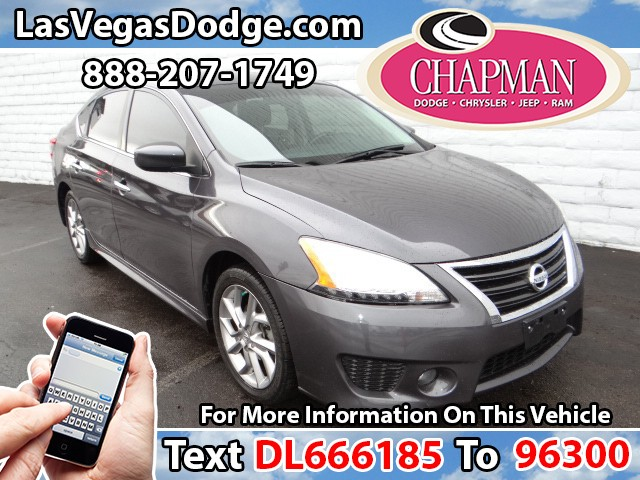 Used Cars in Las Vegas 2013 Nissan Sentra