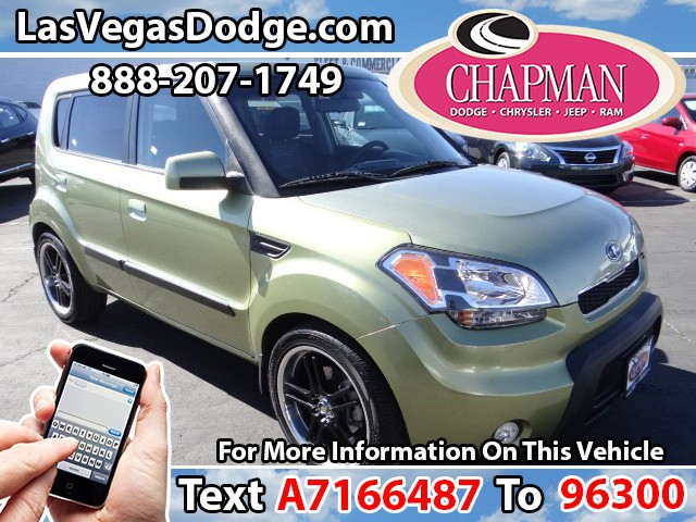 Used Cars in Las Vegas 2010 Kia Soul