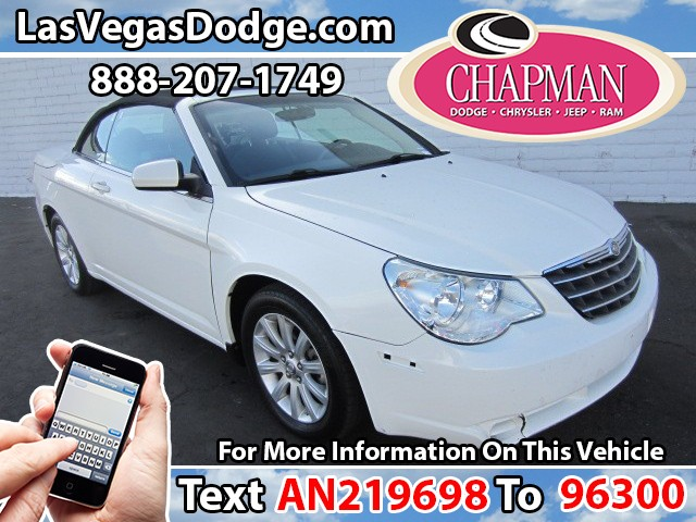 Used Cars in Las Vegas 2010 Chrysler Sebring