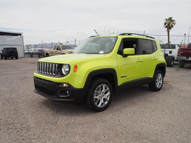 2017 Jeep Renegade Altitude