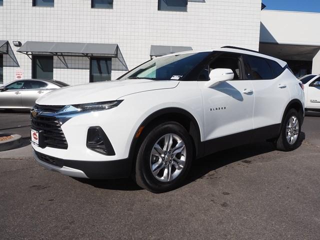 2020 Chevrolet Blazer LT – Stock #Q96620