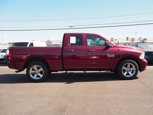 2018 Ram 1500 Express Extended Cab