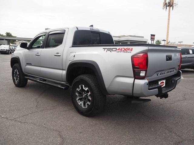 2019 Toyota Tacoma TRD Off-Road Crew Cab