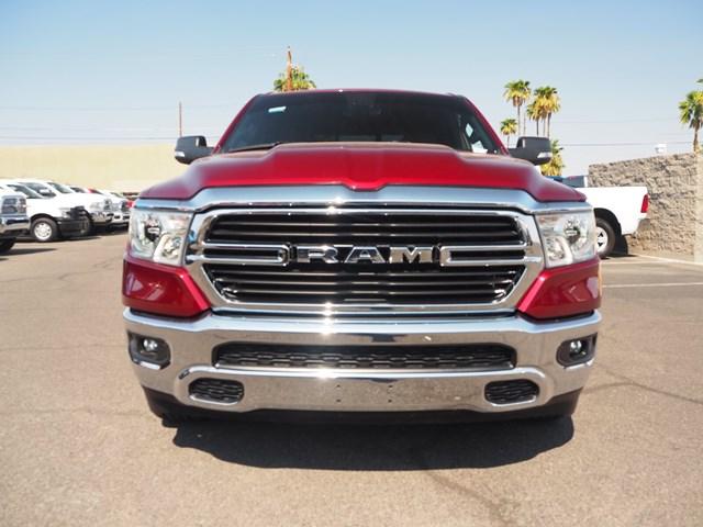 2021 Ram 1500 Big Horn Crew Cab
