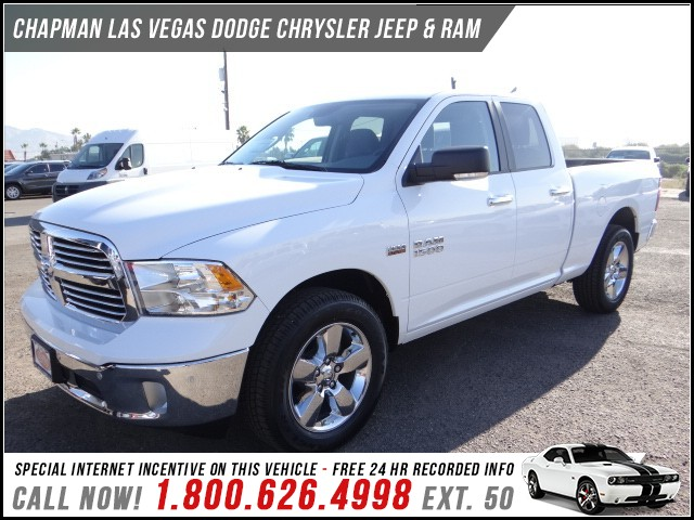 2015 Ram 1500 Quad Cab Big Horn in Las Vegas Nevada - (888) 207-1749