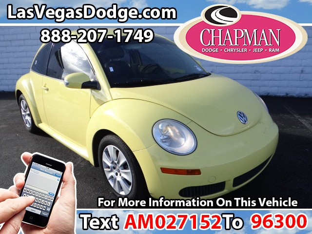 Used Cars in Las Vegas 2010 Volkswagen Beetle