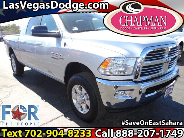 2017 ram 2500 mega cab big horn r7168 chapman las vegas. Black Bedroom Furniture Sets. Home Design Ideas