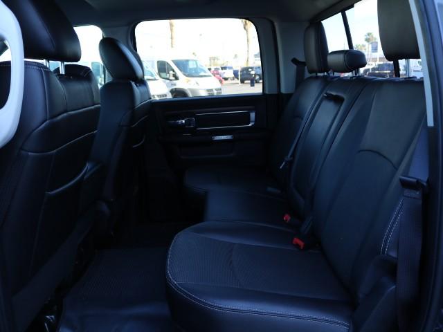 2016 Ram 3500 Laramie Crew Cab