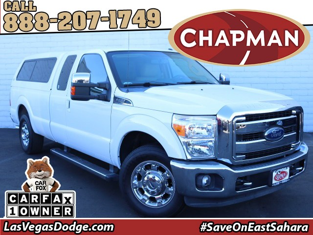 2015 Ford F-250 Super Duty Lariat Extended Cab