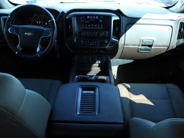 2017 Chevrolet Silverado 1500 LTZ Crew Cab