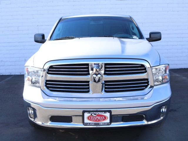 2016 Ram 1500 Big Horn Extended Cab