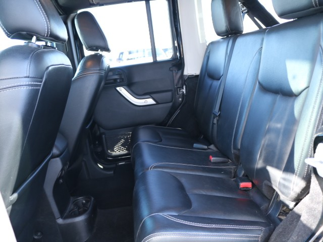 2015 Jeep Wrangler Unlimited Sahara X