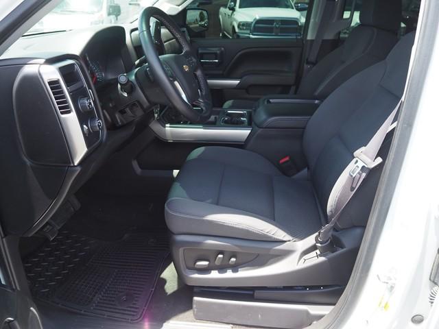 2015 Chevrolet Silverado 1500 LT Crew Cab