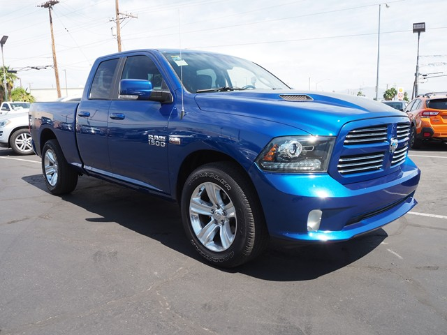 2016 Ram 1500 Sport Extended Cab