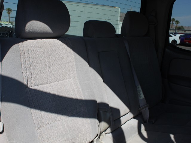 2005 Toyota Tundra SR5 Crew Cab