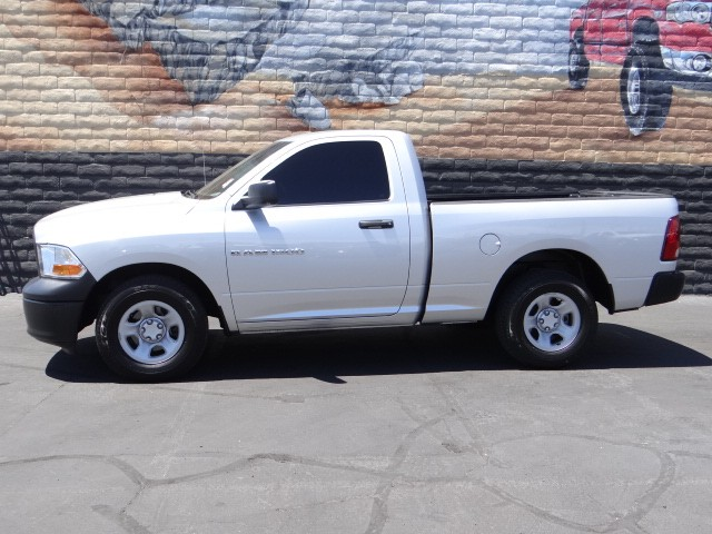 Used 2012 Ram 1500 St For Sale In Las Vegas Nv At Chapman