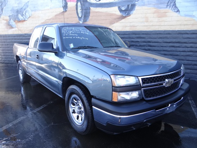 2007 chevrolet silverado 1500 classic ls extended cab in las vegas stock t3256a chapman las. Black Bedroom Furniture Sets. Home Design Ideas