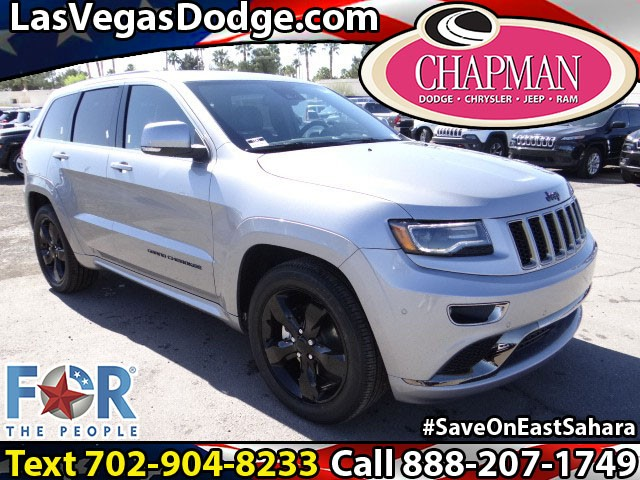 2016 jeep grand cherokee high altitude t3341 chapman las vegas. Black Bedroom Furniture Sets. Home Design Ideas