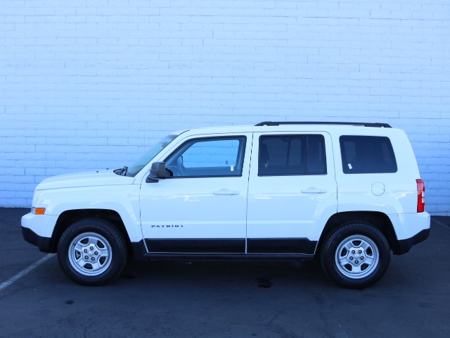 2011 Jeep Patriot Latitude