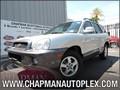 2004 Hyundai Santa Fe LX