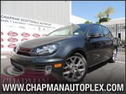 2013 Volkswagen GTI Convenience and Sunroof Stock#:213992