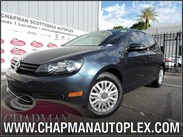 2010 Volkswagen Golf 2.5L PZEV Stock#:2140097A