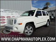 2010 Jeep Patriot Limited Stock#:214050A