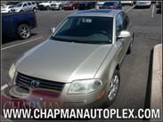 2005 Volkswagen Passat GLS TDI Stock#:214462A