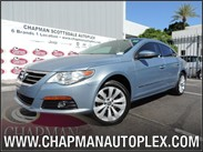 2009 Volkswagen CC Luxury Stock#:214622A