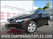 2013 Honda Civic LX Stock#:214730A