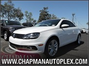 2014 Volkswagen Eos Executive Stock#:214787