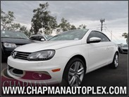 2014 Volkswagen Eos Executive Stock#:214816