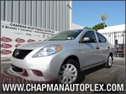 2012 Nissan Versa 1.6 S Stock#:214934A