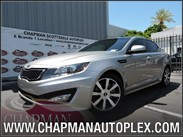 2012 Kia Optima SX Turbo Stock#:215005A