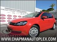 2013 Volkswagen Golf 2.5L PZEV Stock#:215474A