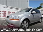 2007 Chevrolet Aveo Aveo5 LS Stock#:215554Q