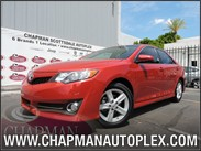 2012 Toyota Camry SE Sport Limited Edition Stock#:215797A