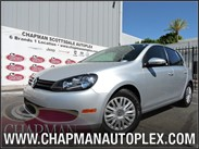 2012 Volkswagen Golf 2.5L PZEV Stock#:215910A