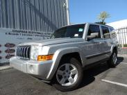 2008 Jeep Commander Sport Stock#:3D0543A